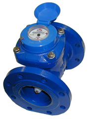 DLJ Turbine Water Meters
