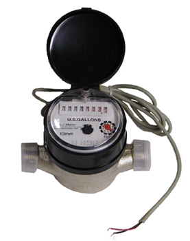 DLJSJ50C Compact Meter With Pulse Switch